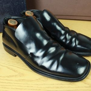 PRADA Italy Mens Dress Loafer Shoes Boots 10 it 9